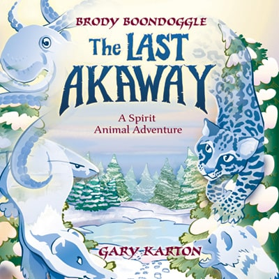 The Last Akaway Hardcover