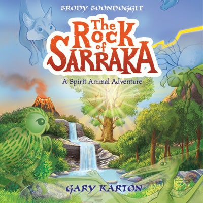 The Rock of Sarraka Hardcover